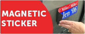 Magnetic Sticker