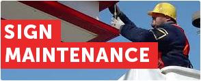 Sign Maintenance