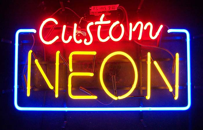 Neon & LED Signs