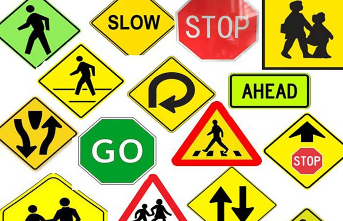 Traffic & Safety Sign